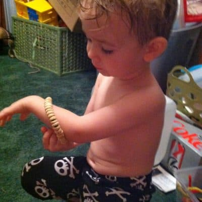 Cheerios & Pipe Cleaners