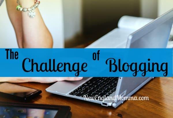 thechallengeofblogging
