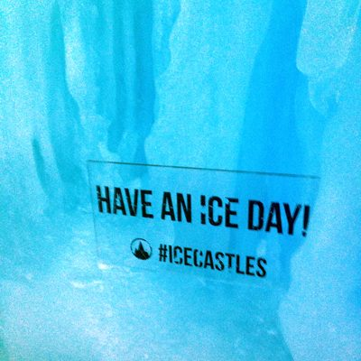Road Trip to the Ice Castles in NH  – 5 Tips To Know Before You Go!
