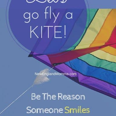 Fly a Kite with your Kids!