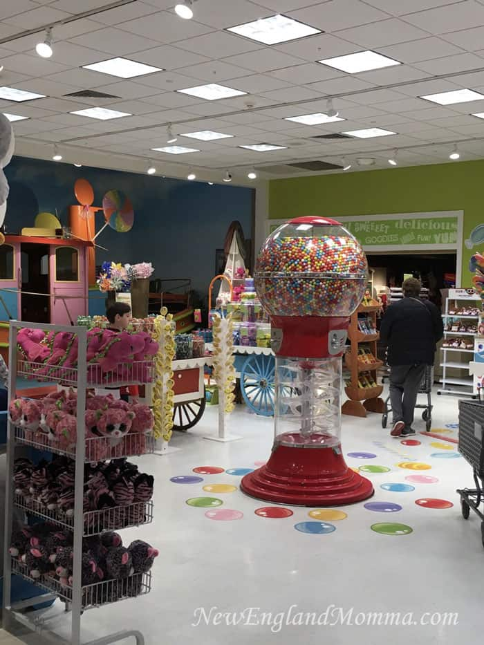 Looking for a kid friendly day trip ? Check out Yankee Candle Village in Deerfield MA