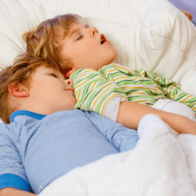 Travel Sleep Tips to Get Kids to Sleep Away from Home