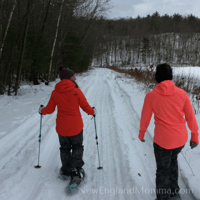 Snowshoeing – Enjoy Exercising Outside with Friends in the Winter (no matter what your fitness level)
