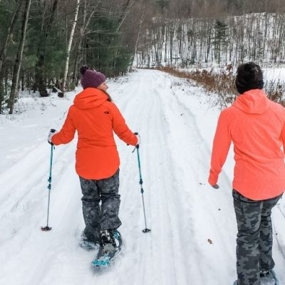 Snowshoeing Tips For All Ages