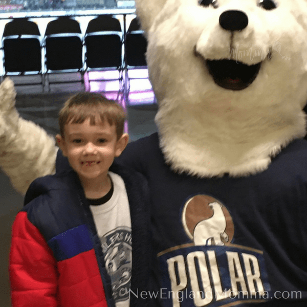 Attending a live hockey game is a super fun way to spend some time together and cheer on the Worcester Railers!