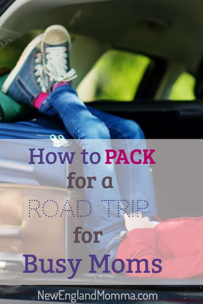 Family road trips are so exciting! Whether you are heading to a destination in your own state or a multi-day trip, packing is essential. Here are some tips to get you on the road prepared and ready to go.
