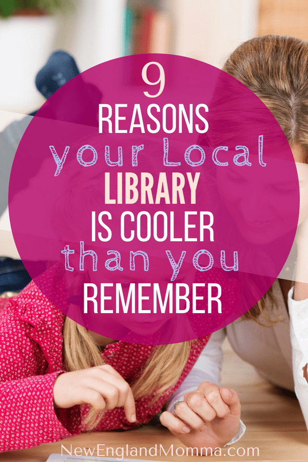 Going to the library is free and 8 other reasons why you should be checking out your local library more often!