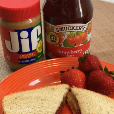 A Quick & Easy Lunch Solution for Back to School