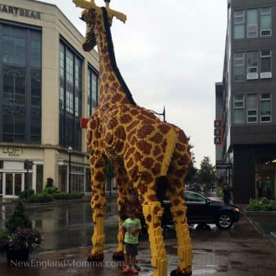 Day Trip to LEGOLAND Discovery Center – Boston