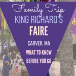 King Richard's Faire is a day of renaissance fair