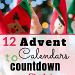 Counting down to Christmas is so exciting for kids! Help them countdown the days with one of these unique Advent Calendars.