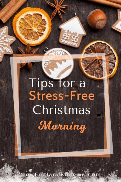 stress free christmas