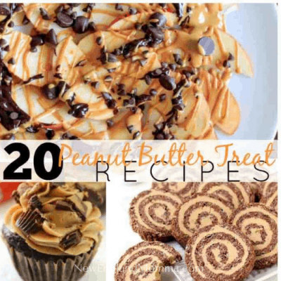 20 Peanut Butter Treat Recipes