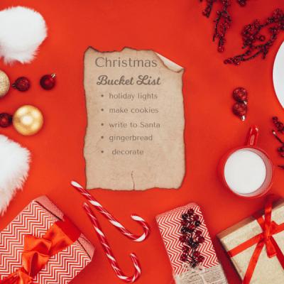 New England Christmas Bucket List